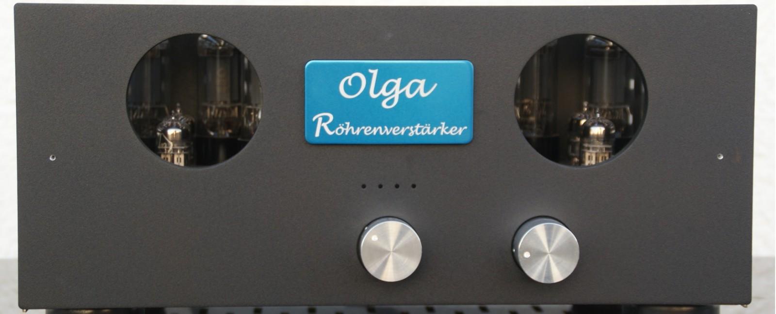 Olga Röhrenverstärker